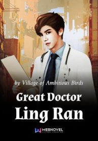 Novel Great Doctor Ling Ran Bahasa Indonesia